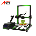 Hot sale fashion high print precision cheap metail E10 3d printer kit