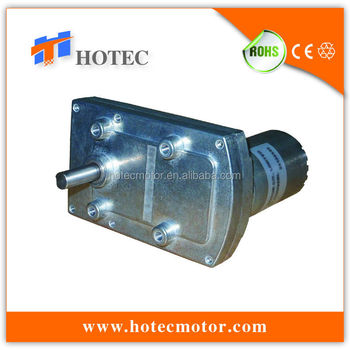 High torque low rpm 24vdc small gearbox motor dc brushless for Variable speed electric motor low rpm