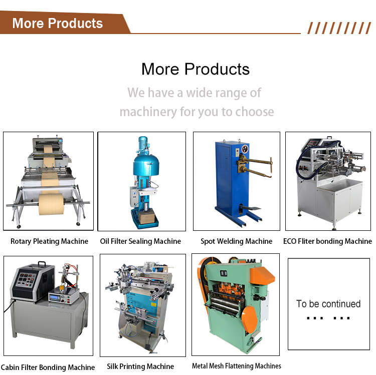 Hot sale Oil Filter Filling Machine And Sealing Machine