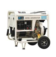 5KW oepn type air cooled flywheel portable alternator diesel generator for sale philippines