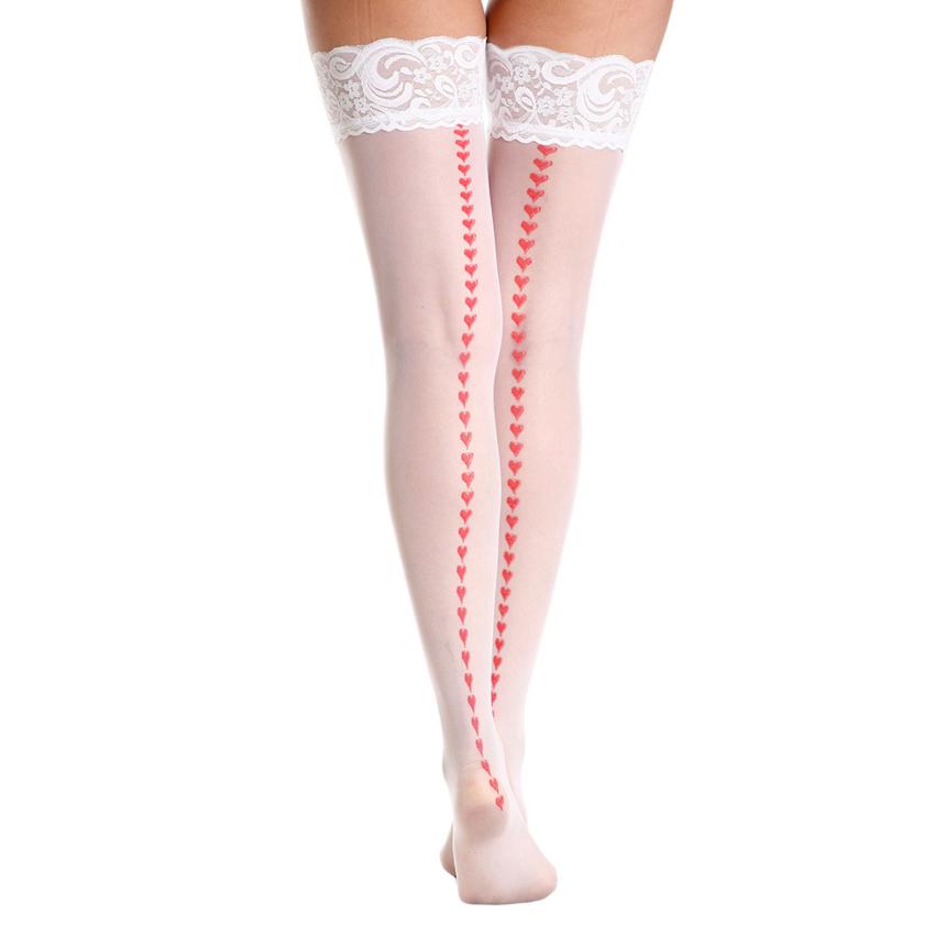 Sexy Young Girls Tube Socks Girls Leggings Knit Nylon