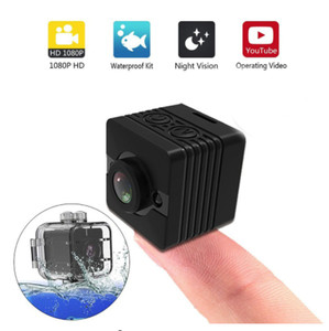 Outdoor Sports and Car Hotel Home Security Hidden Waterproof Small Camera SQ12