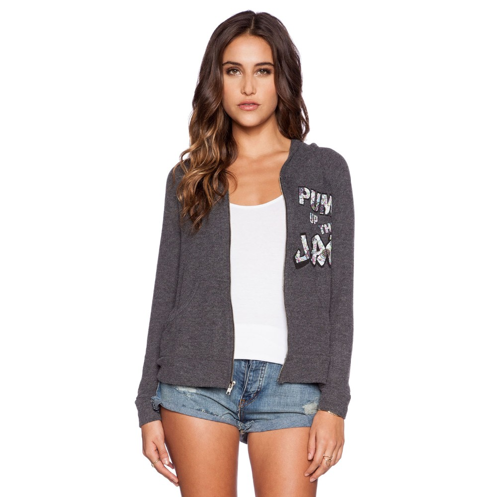 Women Crop Top Hoodie Lace Up Sleeve Drop Shoulder Crop Hoodie