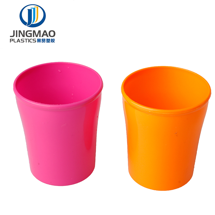Hot sale best quality customized Durable in use new plastic pet cup