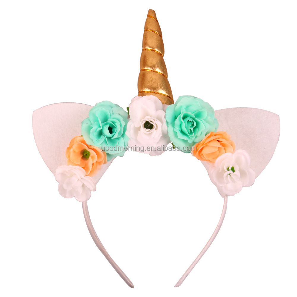 Cute Unicorn Headband Girl s Birthday Gifts - Buy Unicorn Headband ... 6865fc0ae19