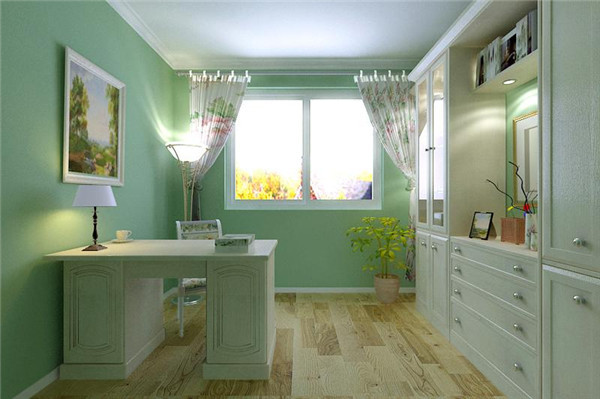 Elegant Design Gypsum Led Wall Light