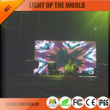 Indoor P4 Pitch 4mm Rental LED Video Wall Display Price, Lights LED Advertising Screen Price with PCB Board