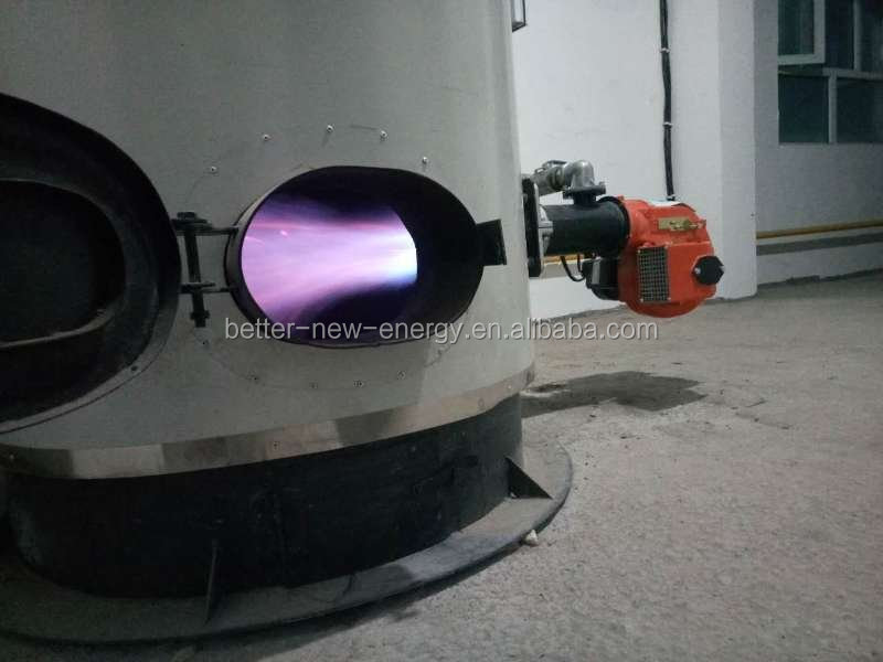 Factory Price WNS High Efficiency Gas Fired Hot Water