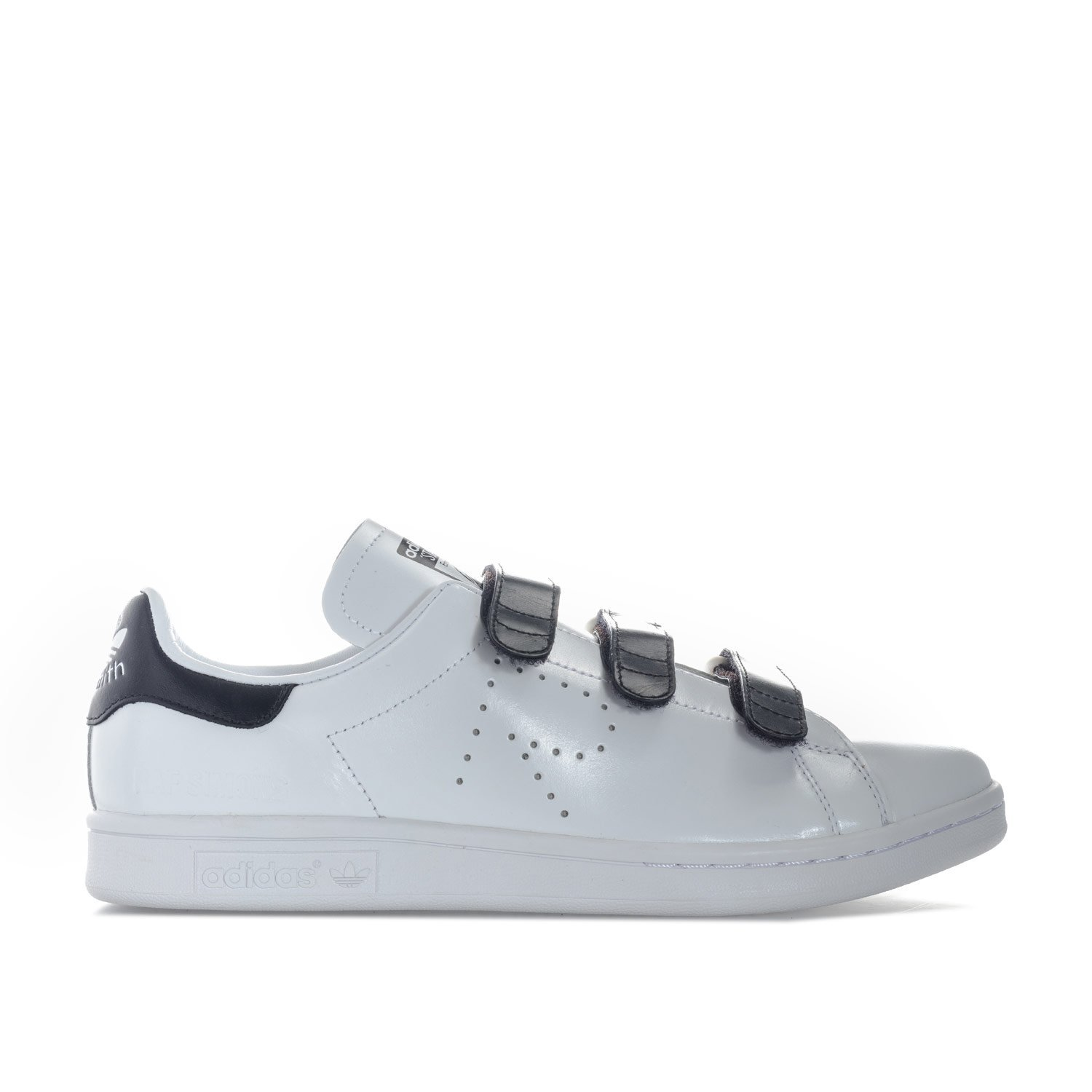 best service d4eff 21fde Get Quotations · Raf Simons Men s Stan Smith Comfort Trainers UK 6 White