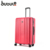 BUBULE New Design PP Durable Waterproof Travel Luggage Carry On Trolley Bags