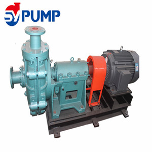 High head centrifugal coal mud slurry pumps