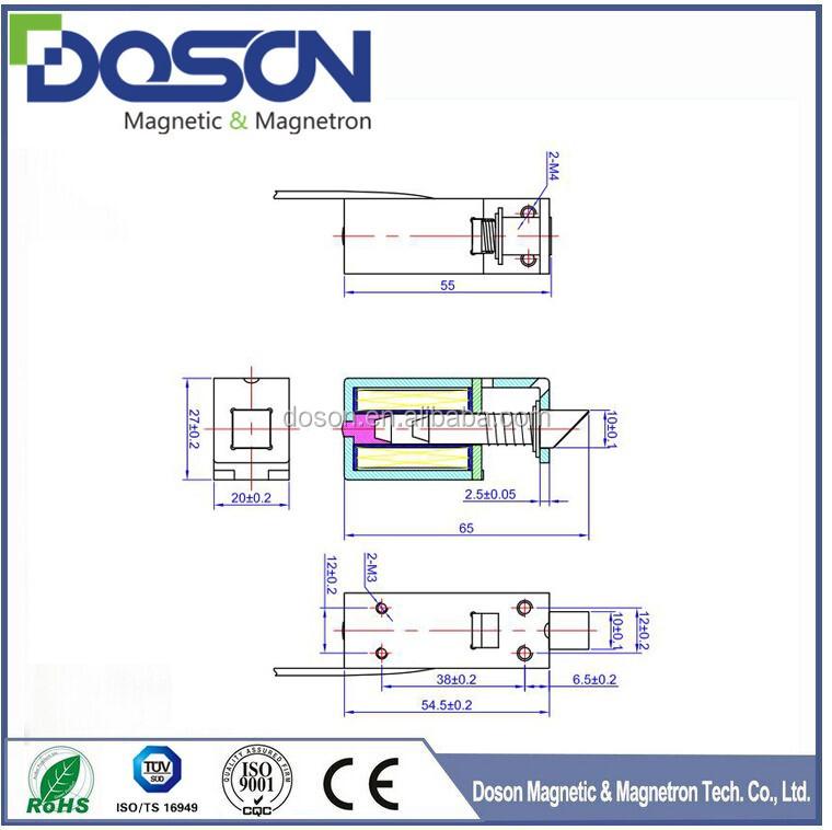 Atm printercash drawer dc24v linear push pull solenoid buy push atm printercash drawer dc24v linear push pull solenoid asfbconference2016 Images