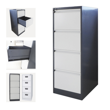 Bon Anti Tilt Mechanism 4 Drawer Vertical Filing Cabinet Locking Mechanism