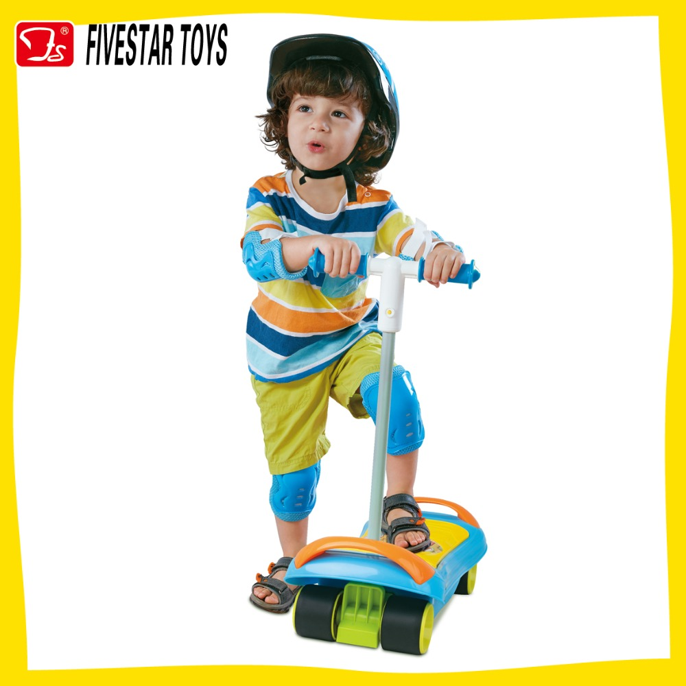 Newest factory hot funny toys kids slide toys ride on car