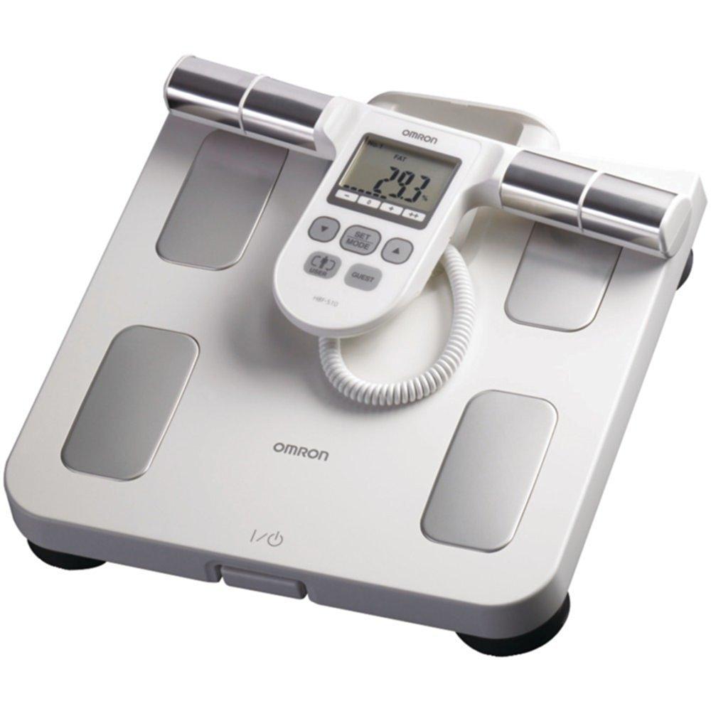 Omron athlete body fat analyzer