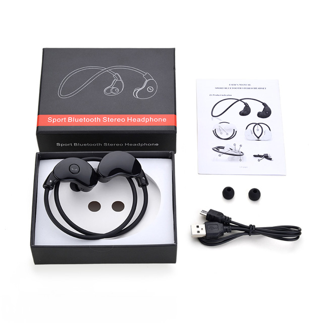 Wireless headphone / cheap 4.1 stereo earhook headset