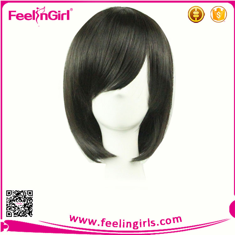 2016 Wholesale cheap short bob wigs for black women