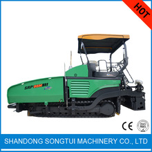 road machinery shantui 9.5m srp95m asphalt pavers for sale