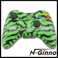 Hydro Dipping Tiger Print Housing Shell & Kits For Xbox 360 ...