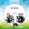 Good compatibility DMAX 8X blank dvd wholesale
