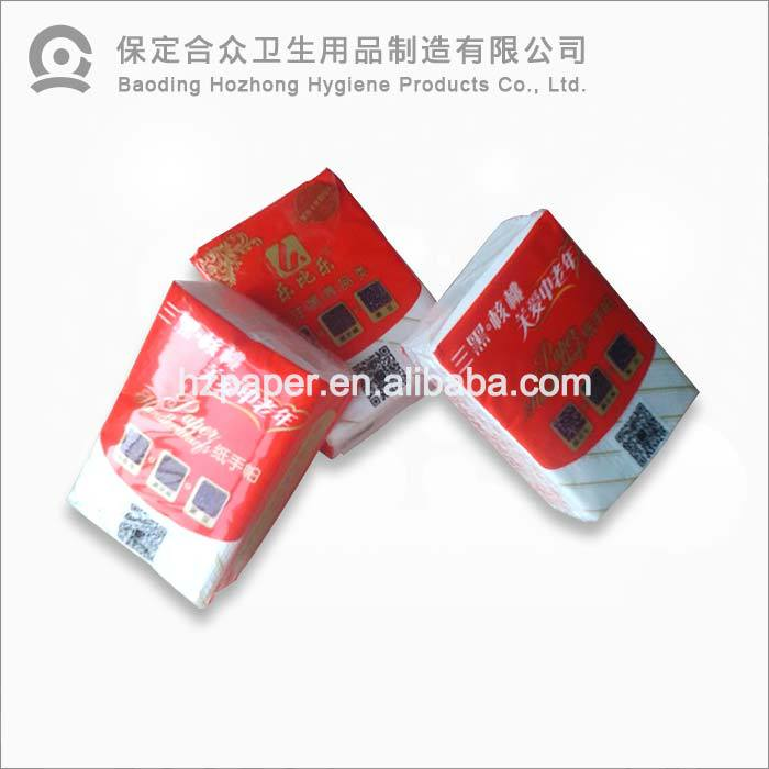 Virgin Pulp Wholesale Mini Pocket Tissue
