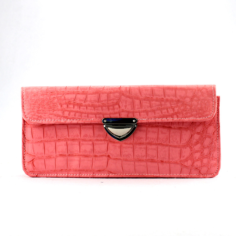 China supplier new popular women wallet pink pu wallets and purses for women