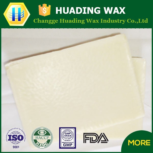 For cheese coating yellow beeswax hot sale in Unite States