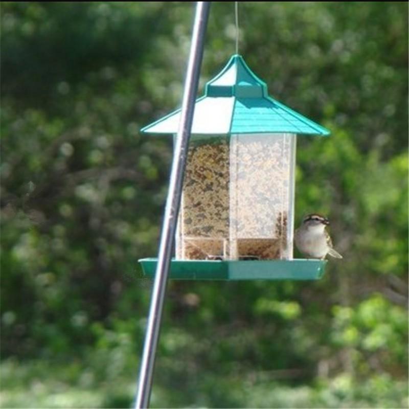 New products 2016 parts good plastic bird feeder buy for Plastic bird feeders
