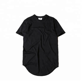 ba30c646 China Apparel OEM Branded Black T shirts Custom Plain Shirt For Printing