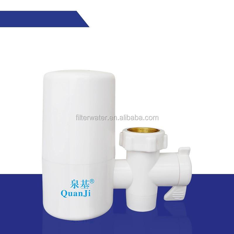 Bain de m nage robinet purificateur d 39 eau du robinet filtre filtre c ramique cartouche filtre - Purificateur d eau robinet ...