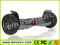2017 Maxwheel Wholesale 6.5 inch eletrical balance scooter hoverboard hoverboard 8 inch bluetooth and samsung battery