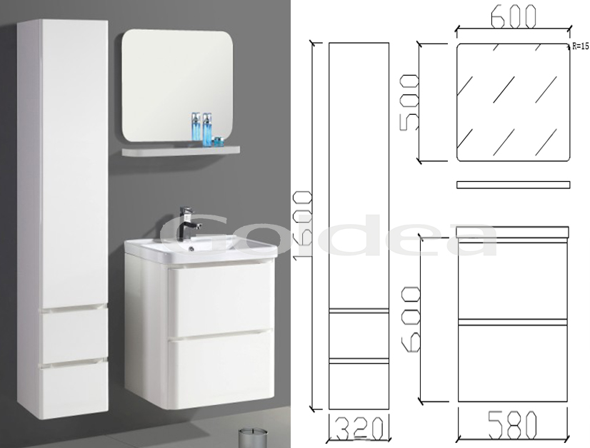 General Bathroom Products Corp Modern Hanging Bathroom Cabinets Buy Bathroom Cabinets General