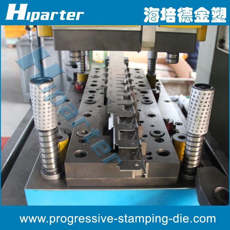 Metal Stamping Machine Tool Belarus: Hinge Press Tool Progressive Stamping Die Progressive