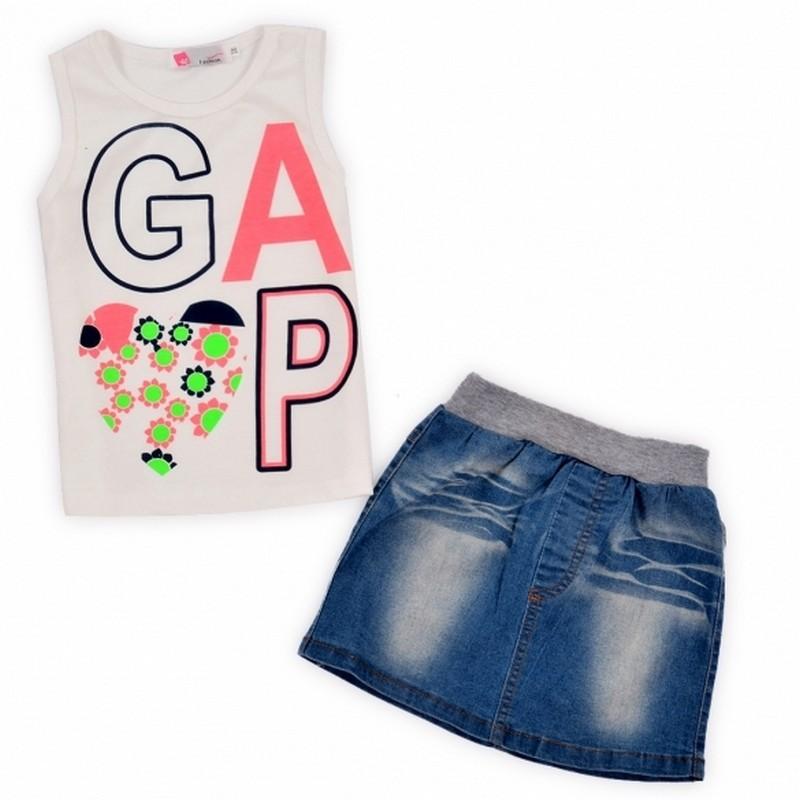 eb74cb7fb70 Buy Girls Kids Children Cute Boutique Sleeveless O Neck Printed ...