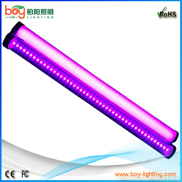 T8 type 600 mm length UV 365 nm and UV 385 nm 10W T8 purple color
