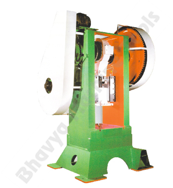 Sturdy and Efficient Pillar Type Power Press Machinery Price in India