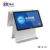 High-End CPU J1900 Quad Core Android Pos Perangkat Dual Layar Sentuh POS Terminal/Sistem Pos/ register