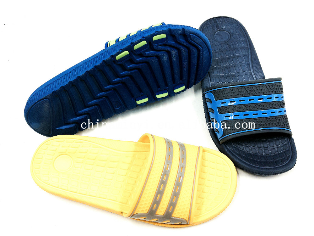 2015 Men injection slippers