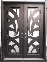 Merlin modern interior doors wrought iron front double door designs modern interior doors