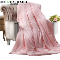 100% long-strand silk filled Pure silk cover King size duvet