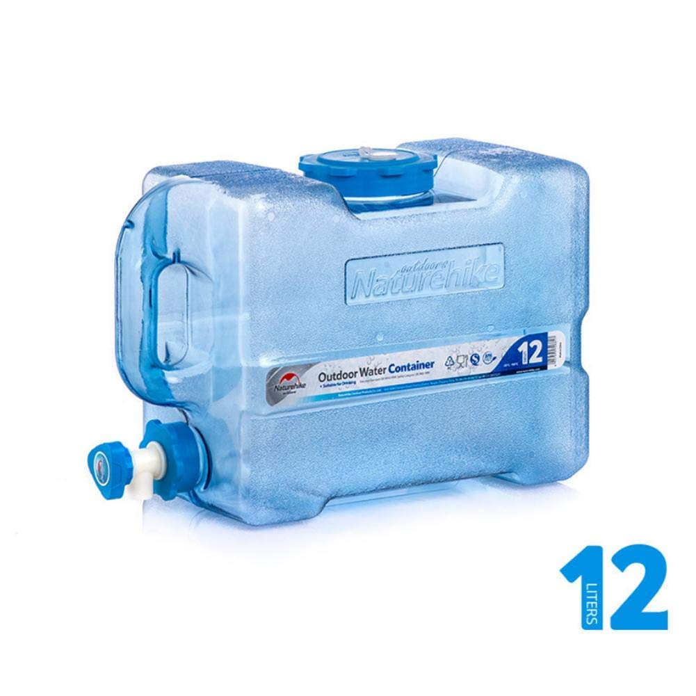 ff80c8b131f Aneil 4 Gallon Drinking Water Storage Containers with Spigot and Spout