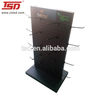 Whole Counter Rack E Cig Display Metal Hook Liquid
