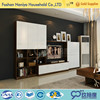wholesale wood led tv stands, tv cabinet with good showcase