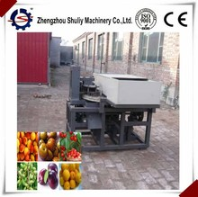 Video availabled stainless steel fruit pitting machine with 3 types to choose