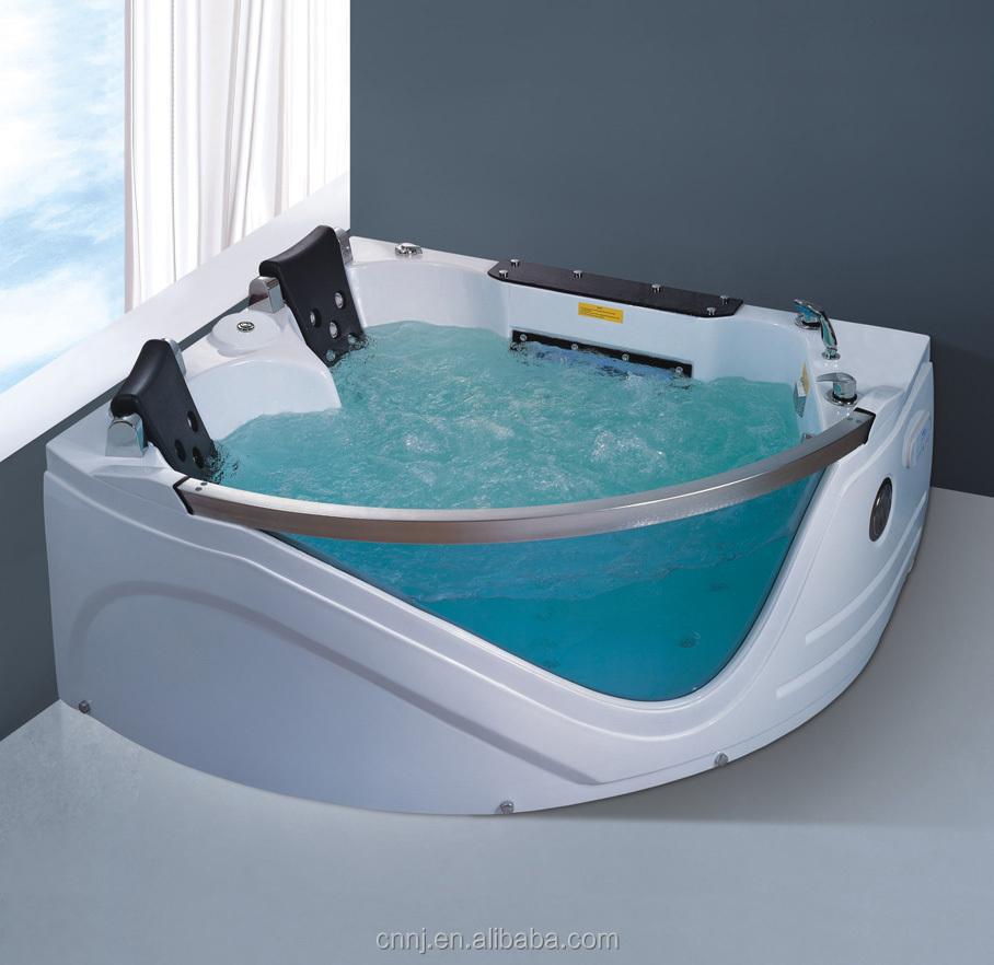Deep Pool Spa Jet Corner Bath Tub (3003) - Buy Massage Bathtub,Deep ...