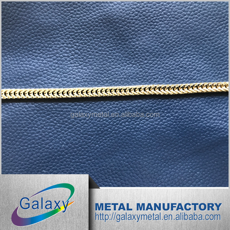 Fashion metal Bag Chain for Purse shoulder chain