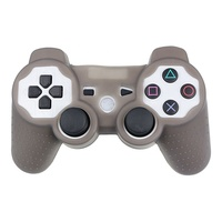 For PS3 Controllers Practical Gift Silicone Skin Cover Case