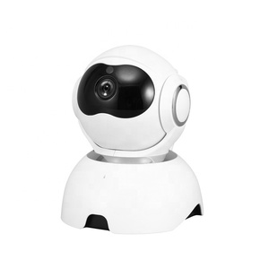 Wireless Tuya APP IP Camera Home Security Motion Detection Indoor Wifi Camera