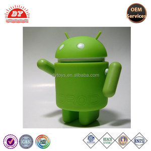 China OEM unique google android toys for kids plastic toy