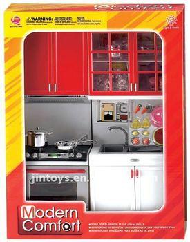 Modern Kitchen Set W Light Sound Buy Kitchen Play Set Sound